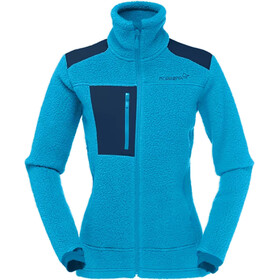 Norrøna W's Trollveggen Thermal Pro Jacket Blue Moon